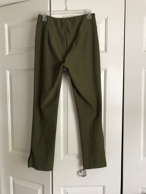 Eileen Fisher Relaxed Pants Green Image 1