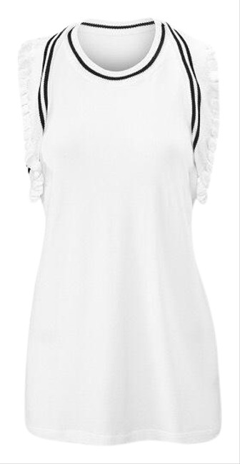 Preload https://img-static.tradesy.com/item/25241177/cabi-white-topspin-ruffle-blouse-size-8-m-0-1-650-650.jpg