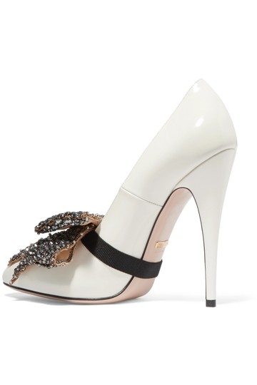 Gucci white Pumps Image 2