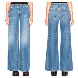 Alexander Wang Trouser/Wide Leg Jeans-Medium Wash