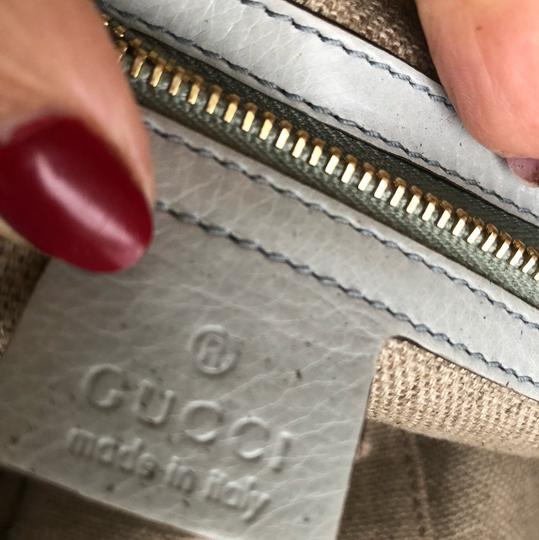 Gucci Satchel in light blue Image 10
