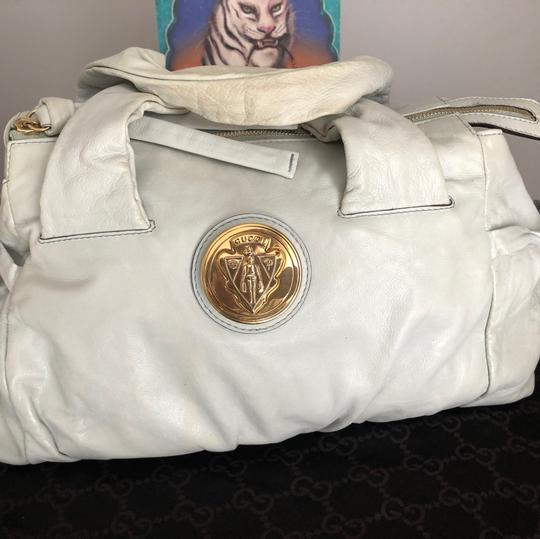 Gucci Satchel in light blue Image 2