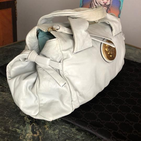 Gucci Satchel in light blue Image 3