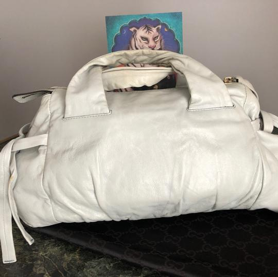Gucci Satchel in light blue Image 4