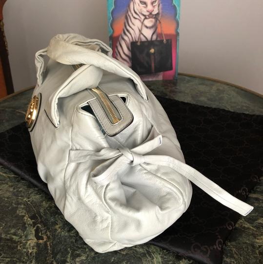 Gucci Satchel in light blue Image 5