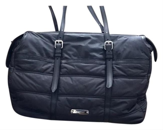 Item - Black Nylon Diaper Bag