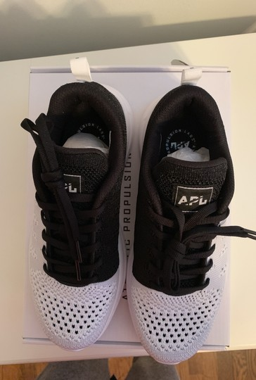 Athletic Propulsion Labs Black/ White Athletic Image 2