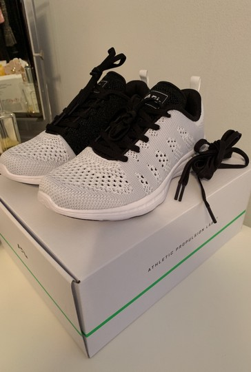 Athletic Propulsion Labs Black/ White Athletic Image 8