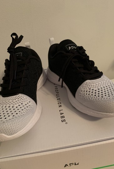 Athletic Propulsion Labs Black/ White Athletic Image 9