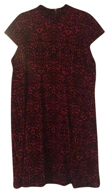 Preload https://img-static.tradesy.com/item/25241639/chelsea-and-theodore-red-and-black-short-casual-dress-size-12-l-0-1-650-650.jpg