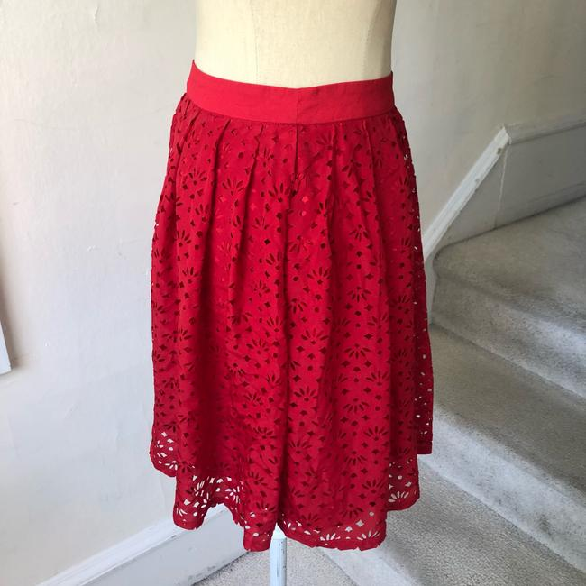 Urban Outfitters Mini Skirt red Image 3
