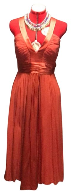 Preload https://img-static.tradesy.com/item/25241785/max-and-cleo-pink-coral-mid-length-cocktail-dress-size-12-l-0-3-650-650.jpg