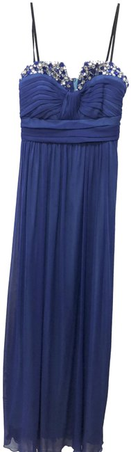 Preload https://img-static.tradesy.com/item/25241801/blue-evening-formal-gown-long-night-out-dress-size-2-xs-0-1-650-650.jpg