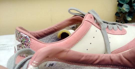 Golden Goose Deluxe Brand Pink Athletic Image 10