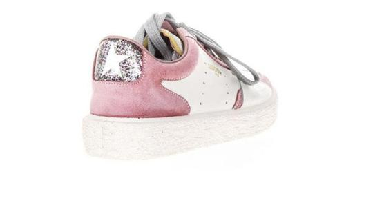Golden Goose Deluxe Brand Pink Athletic Image 2