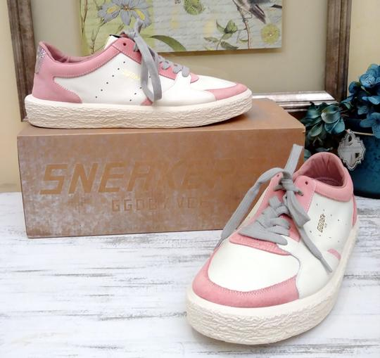 Golden Goose Deluxe Brand Pink Athletic Image 3