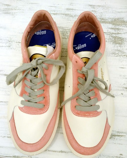 Golden Goose Deluxe Brand Pink Athletic Image 4