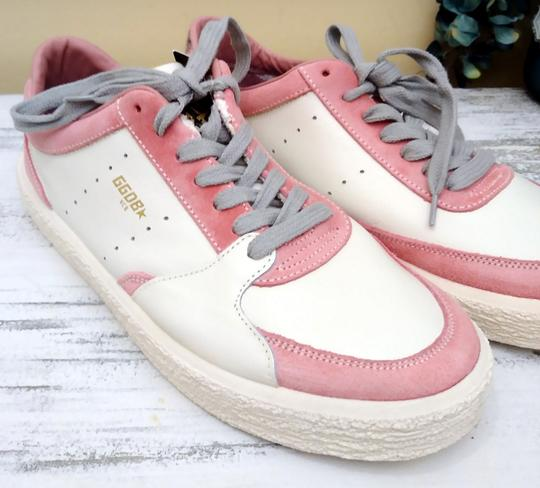 Golden Goose Deluxe Brand Pink Athletic Image 6