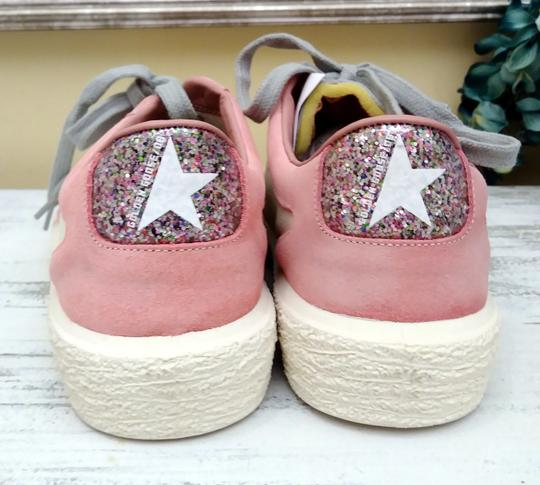 Golden Goose Deluxe Brand Pink Athletic Image 8