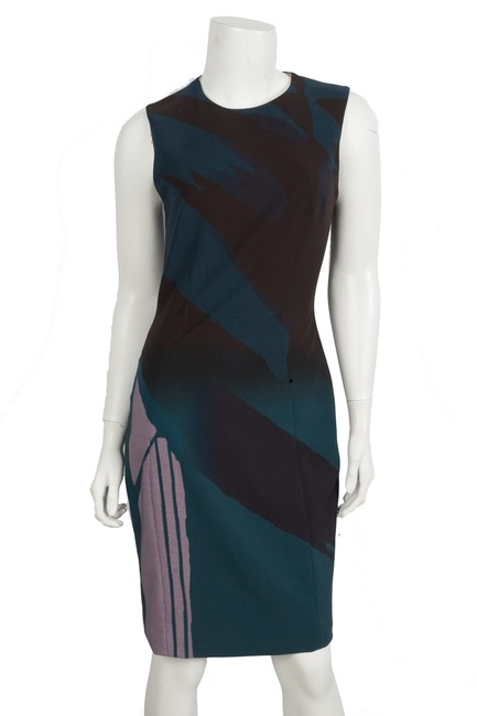 Preload https://img-static.tradesy.com/item/25241915/prabal-gurung-black-teal-abstract-print-short-cocktail-dress-size-4-s-0-0-650-650.jpg