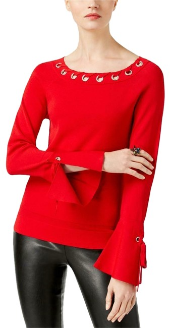 Preload https://img-static.tradesy.com/item/25241954/inc-international-concepts-womens-grommet-embellished-night-out-red-sweater-0-1-650-650.jpg