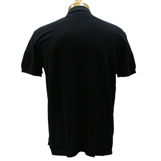 Givenchy Black L Camouflage Velcro Patch Polo Size Shirt Image 2