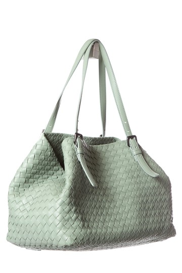 Bottega Veneta Tote in Green Image 1