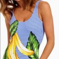 Onia Onia Kelly One-Piece (Royal Blue Multi) Swimsuits Image 5