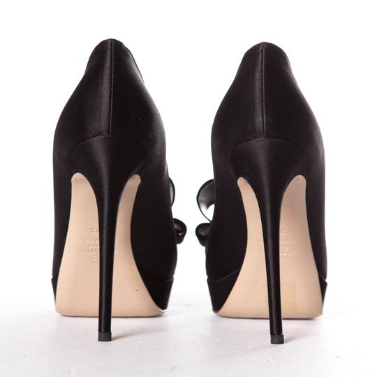 Valentino Black Pumps Image 6