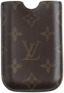 Louis Vuitton Louis Vuitton Monogram Canvas iPhone 4 Case