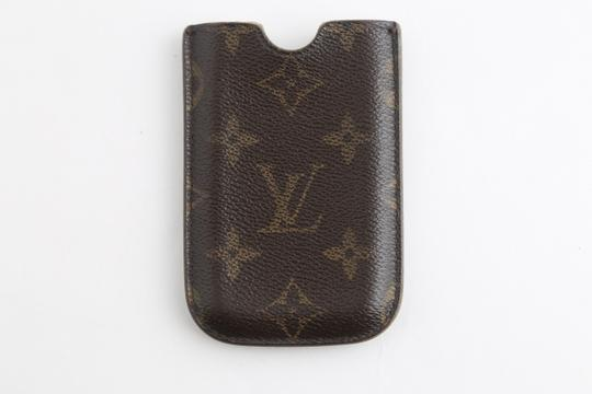 Louis Vuitton Louis Vuitton Monogram Canvas iPhone 4 Case Image 1