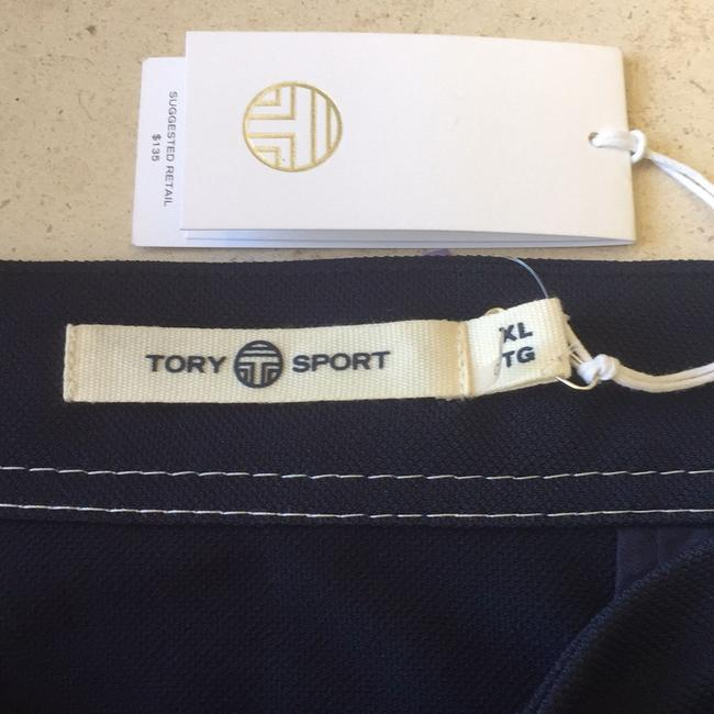 Tory Sport by Tory Burch Mini Summer Mini Skirt Navy Image 5