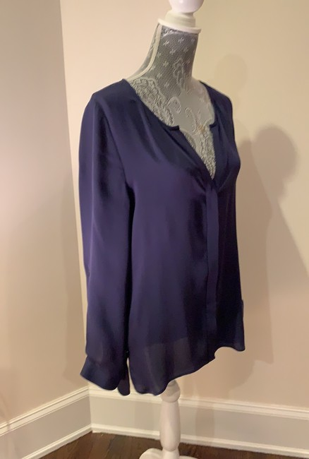 Joie Top navy blue Image 1