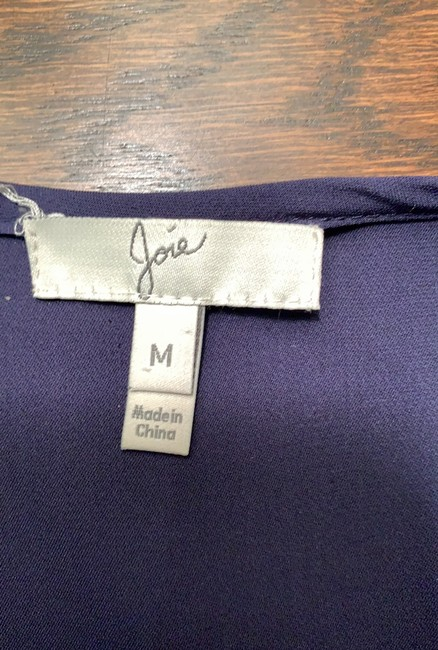Joie Top navy blue Image 5