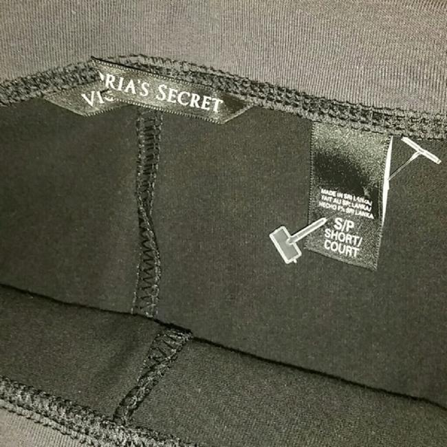 Victoria's Secret Boot Cut Pants Black Gray Image 4
