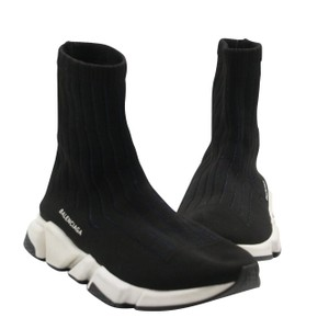 Balenciaga Speed Runners Sneakers Mens Black Athletic