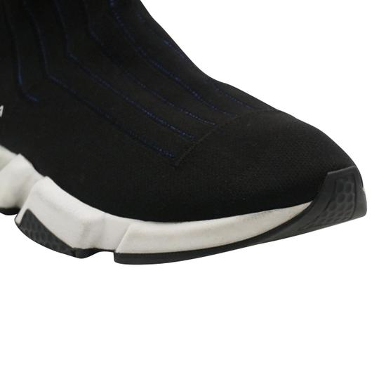 Balenciaga Speed Runners Sneakers Mens Black Athletic Image 5
