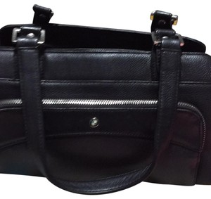 BMW Satchel in Black