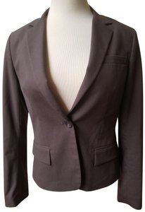 Theory Theory brown cotton jacket, size 6