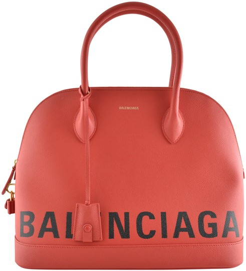 Preload https://img-static.tradesy.com/item/25243198/balenciaga-ville-m-black-logo-grained-medium-top-handle-shoulder-red-calfskin-leather-tote-0-1-540-540.jpg