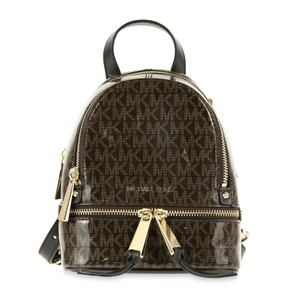 8210a0fca2a13f MICHAEL Michael Kors Rhea Signature Extra Small Backpack