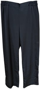 Christian Siriano Straight Pants Black