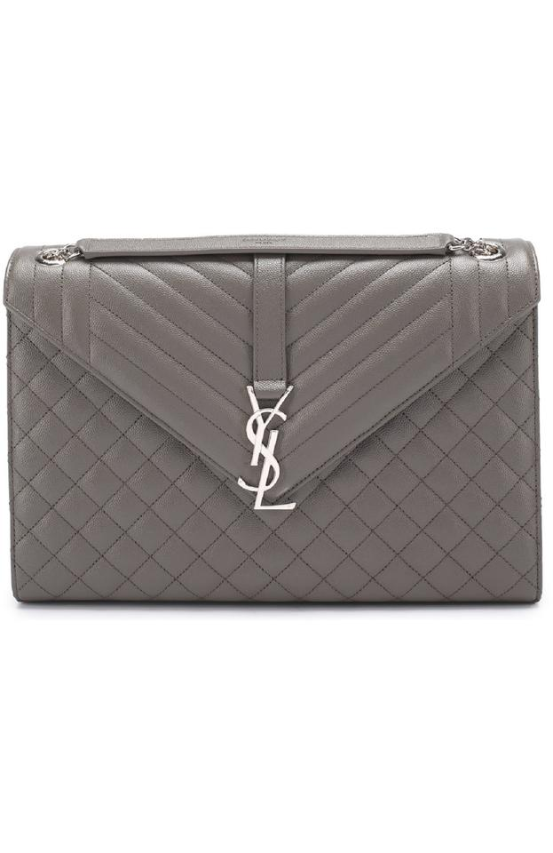 Saint Laurent Ysl Large Envelope Classic College Monogram