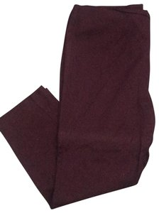 A New Day Skinny Pants maroon/burgundy