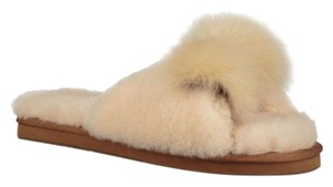 UGG Australia New With Tags New In Box TAN Flats