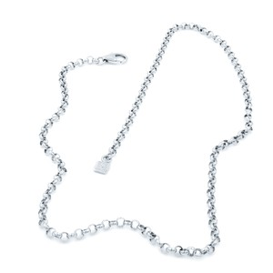 Fendissime Vintage Sterling Silver Unisex Chain 925
