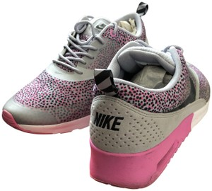 2eae895b1701c Nike Taupe and Gray Up High Top Sneaker Wedges Size US 9.5 Regular ...