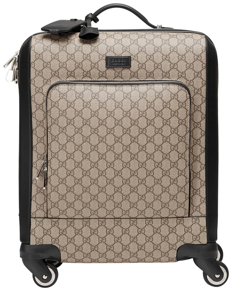 6eeabc4828c Gucci Supreme Gg Supreme Suitcase Suitcase Luggage Gg Supreme Luggage  Travel Bag Image 0 ...