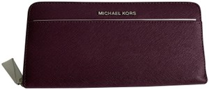 Michael Kors MICHAEL Michael Kors Mercer Pocket Zip Around Continental Wallet