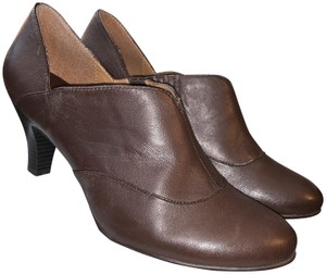Soft Leather Brown Boots